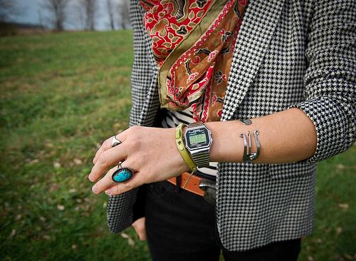 Металлический браслет своими руками