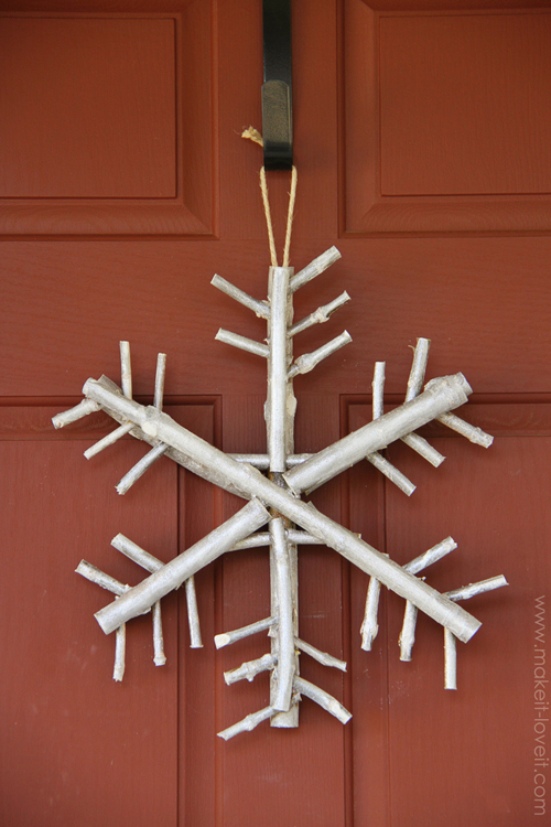 Как сделать снежинку своими руками