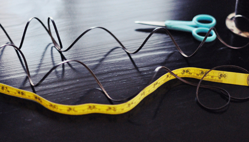 Плетение браслетов из кожи