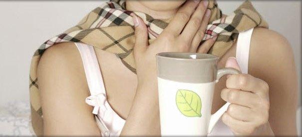 Чем лечиться на домашних условиях, благо першит на горле?