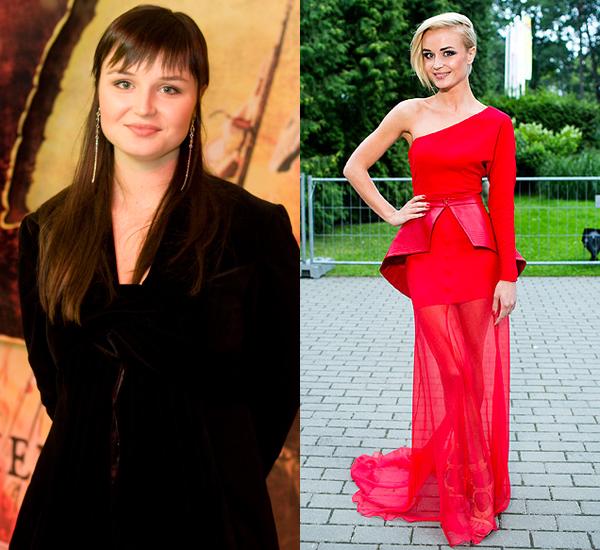 Звездные секреты: точно похудела Полина Гагарина?