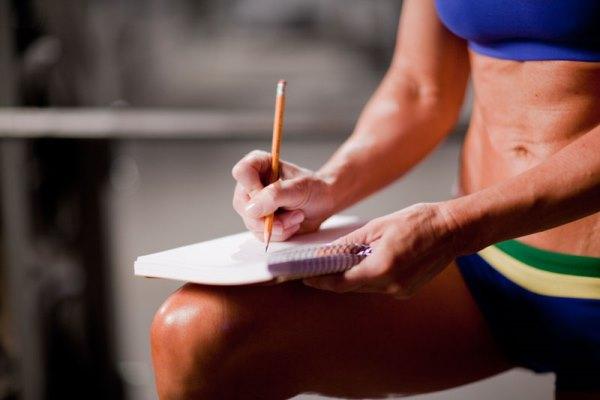 Важно ради каждого спортсмена: дневник  тренировок