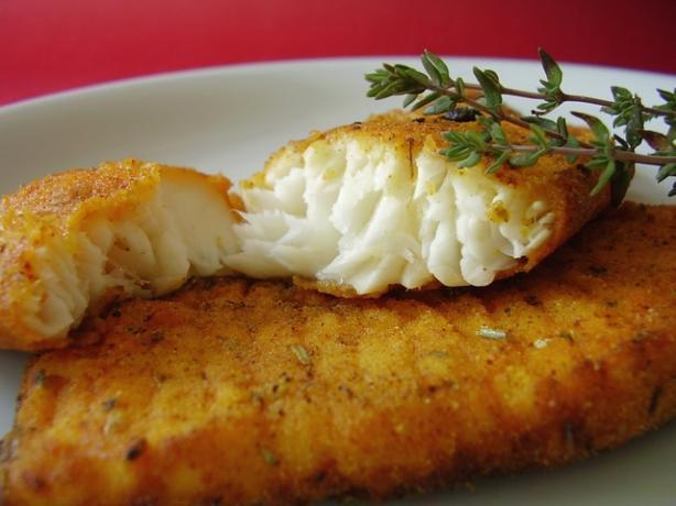 Треска на мультиварке: сочная рыбка  на двойка счета!