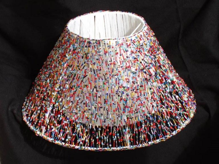 Как своими руками сделать абажур на светильник