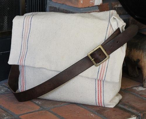 Холщовая сумка своими руками
