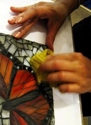 Мозаика: древнее минерва своими руками
