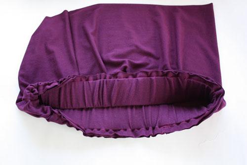 Как пошить длинную юбку своими руками