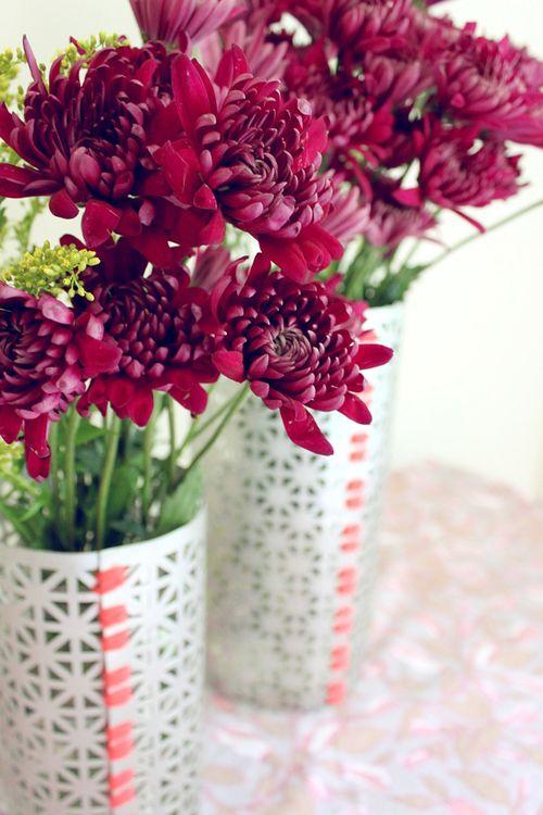 Как сделать из банки вазу своими руками