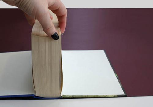 Как сделать обложку для книги