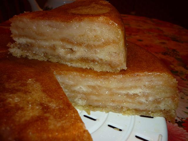 Пирог в  мультиварке: рецепты с яблоками на каждый  день