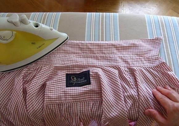 Как безукоризненно погладить рубашку