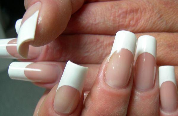 Идеальный стандарт: арочное имитация ногтей