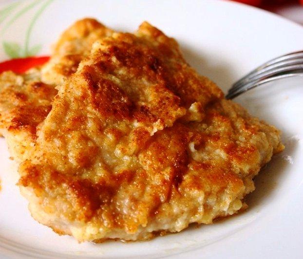 Шницель изо свинины – классика  в  приготовлении мяса