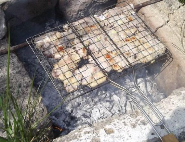 Шашлык из  индейки: оригинальные рецепты