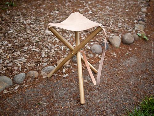 Складной стульчик своими руками