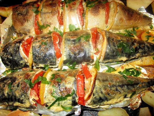 Скумбрия на мультиварке: рецепты аппетитной рыбки