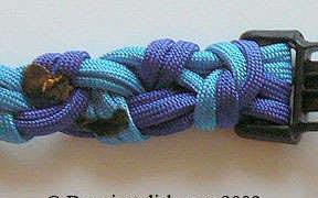 Ошейник для собаки своими руками из паракорда