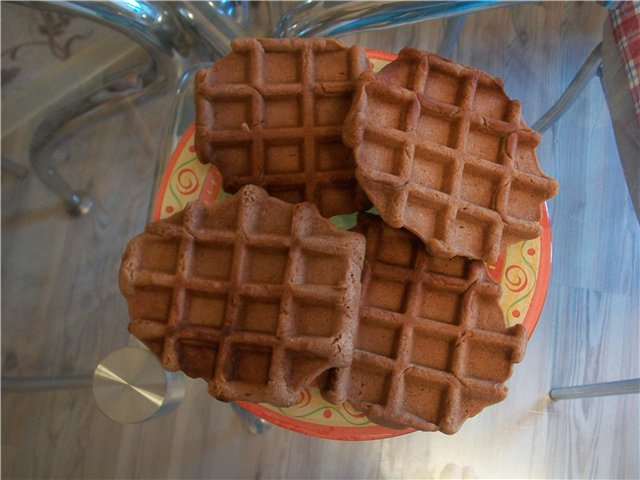Рецепт вафель: лучшие варианты чтобы электровафельницы