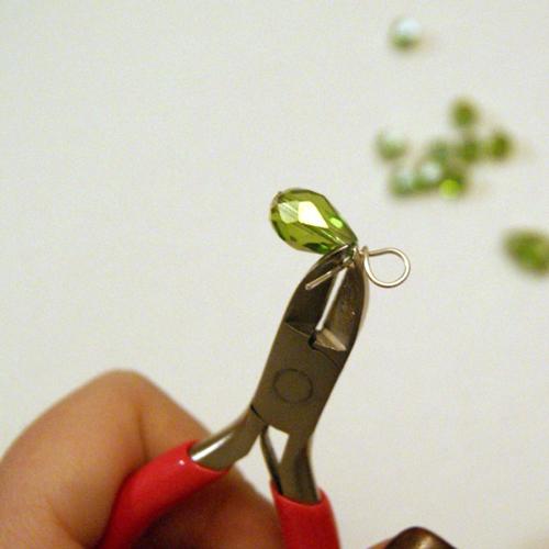 Как сделать браслет с бусинами