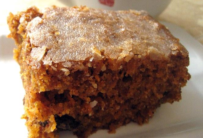 Морковный пирог: оригинальная выпечка  в  мультиварке