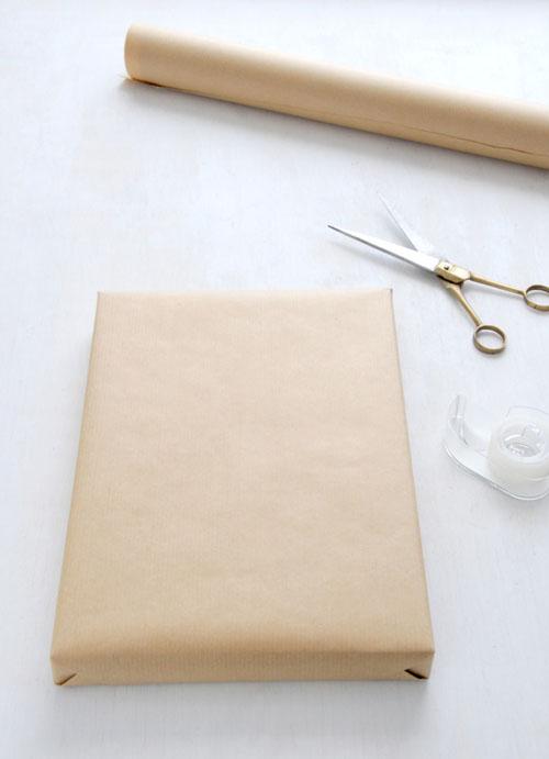Оригинальная упаковка подарков своими руками