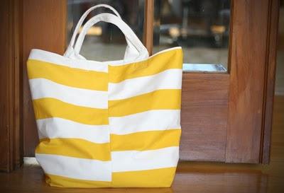 Шьем пляжную сумку своими руками