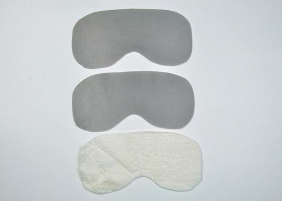 Как сделать маску для сна своими руками
