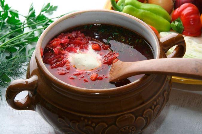 Советы опытных поваров: точно сделать суп красным
