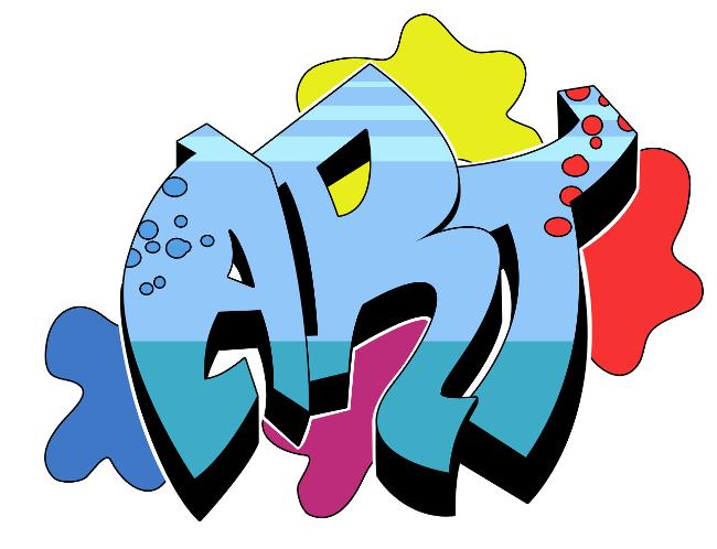 Искусство на массы: словно нарисовать граффити  карандашом?