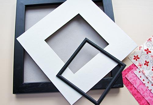 Декор рамки для фотографии своими руками