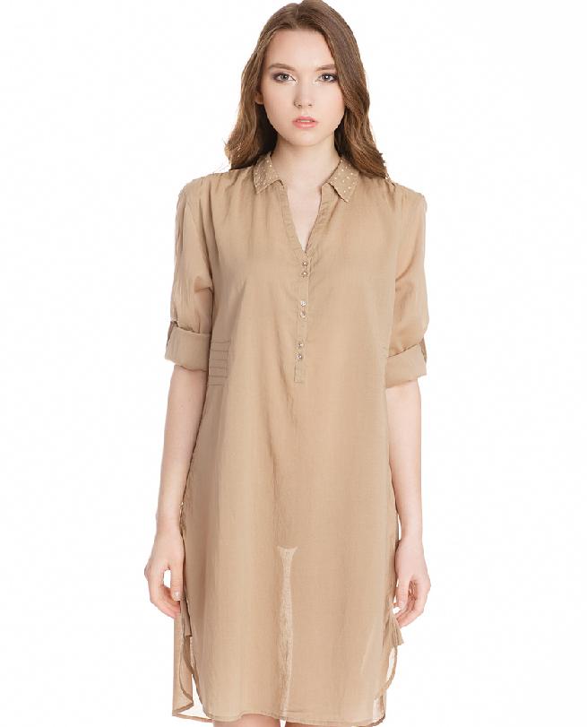Универсальный гардероб: бесстрастно изо рубашки сделать платье?