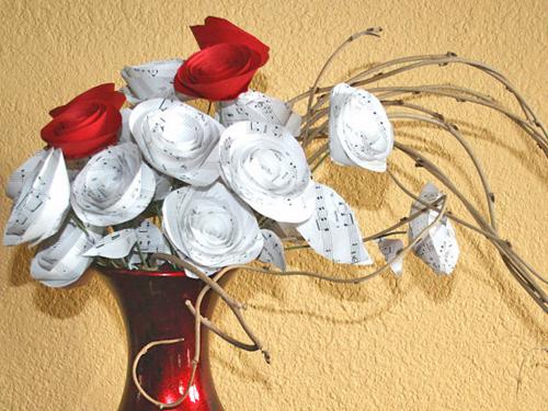 Поделка на день святого Валентина