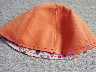 Летняя шляпа своими руками