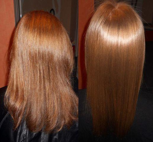 Как сделать желатиновую маску для  волос