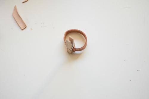 Кольца для салфеток - мастер-класс
