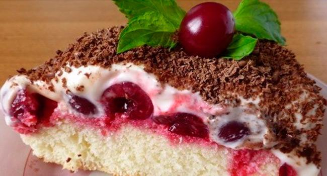 Торт с маскарпоне – сливочный исступление в  итальянском стиле