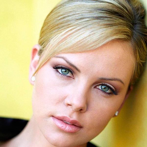 Как сделать отличный грим чтобы блондинок с зелеными глазами?