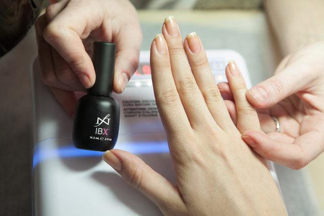 Что рентабельно отличает купфермеритоль ibx для  укрепления ногтей?