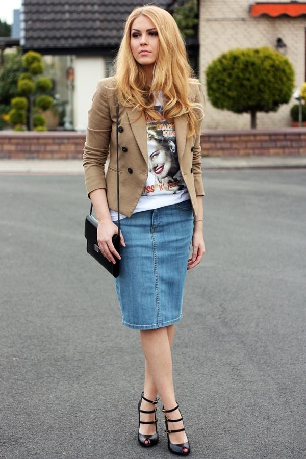 С нежели носить джинсовую юбку: правила и эксперименты