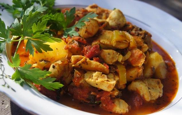Чахохбили изо курицы: лучшие рецепты для  мультиварки