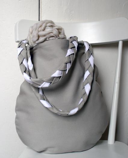 Большая сумка своими руками