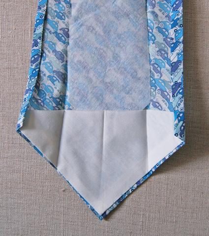 Как сшить галстук легко