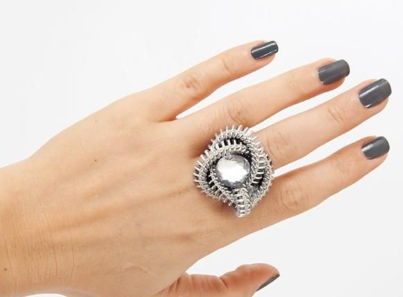 Делаем кольцо своими руками
