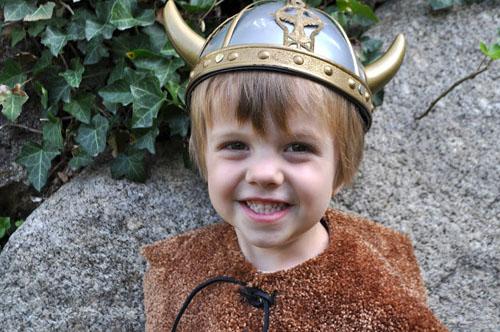 Костюм викинга своими руками
