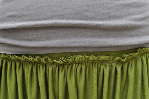 Простая юбка своими руками