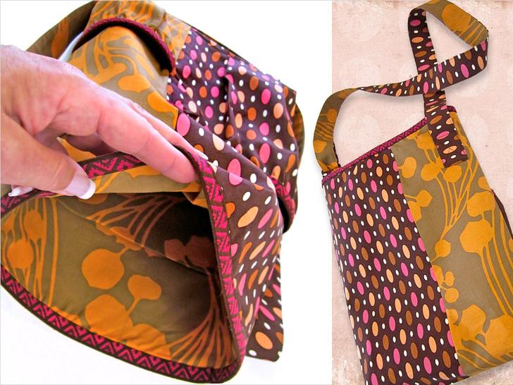 Сумки из ткани своими руками33