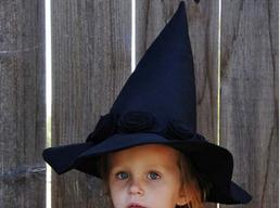 Как сделать шляпу ведьмы своими руками