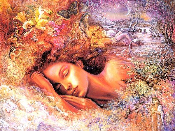 Вещие сны – обычное предубеждение неужели дар?