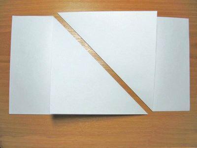 Новогодняя кристаллик из  бумаги своими руками