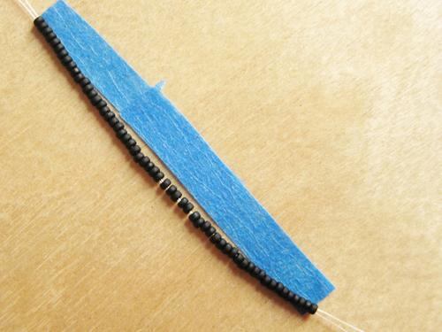 Как сделать кулон из бисера